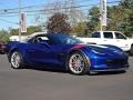 Chevrolet Corvette Grand Sport Convertible Admiral Blue photo #18
