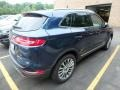 Lincoln MKC Reserve AWD Midnight Sapphire photo #3
