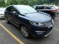 Lincoln MKC Reserve AWD Midnight Sapphire photo #4