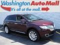Lincoln MKX AWD Bordeaux Reserve Red Metallic photo #1
