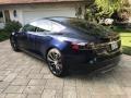 Tesla Model S P85D Performance Blue Metallic photo #7