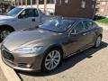 Tesla Model S 90D Titanium Metallic photo #8