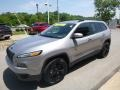 Jeep Cherokee Latitude 4x4 Billet Silver Metallic photo #5
