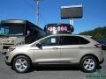 Ford Edge SE AWD White Gold photo #2