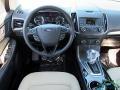 Ford Edge SE AWD White Gold photo #17