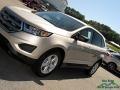 Ford Edge SE AWD White Gold photo #25