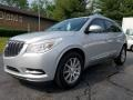 Buick Enclave Leather Quicksilver Metallic photo #2
