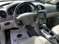 Buick Enclave Leather Quicksilver Metallic photo #18