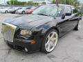 Chrysler 300 C SRT8 Brilliant Black Crystal Pearl photo #5
