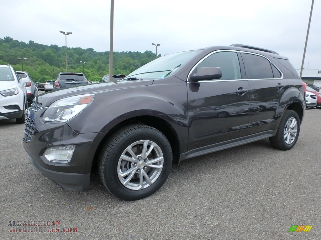 2016 Equinox LT AWD - Tungsten Metallic / Jet Black photo #1