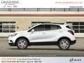 Buick Encore Preferred Summit White photo #2