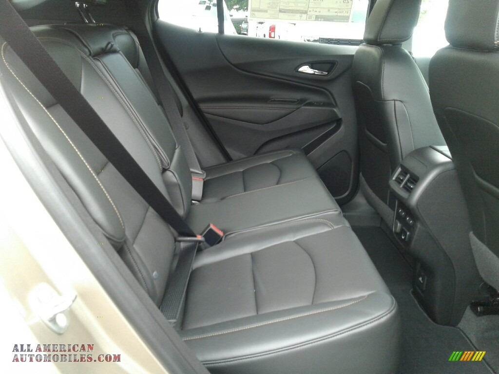 2018 Equinox Premier - Sandy Ridge Metallic / Jet Black photo #11