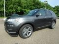 Ford Explorer Limited 4WD Magnetic Metallic photo #7