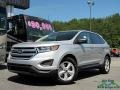 Ford Edge SE AWD Ingot Silver photo #1