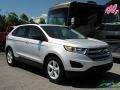 Ford Edge SE AWD Ingot Silver photo #7