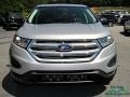 Ford Edge SE AWD Ingot Silver photo #8