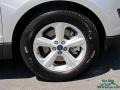Ford Edge SE AWD Ingot Silver photo #9