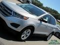 Ford Edge SE AWD Ingot Silver photo #28
