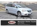 Chrysler Town & Country Limited Bright Silver Metallic photo #1
