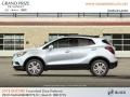 Buick Encore Preferred Quicksilver Metallic photo #2