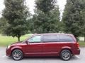 Dodge Grand Caravan SXT Octane Red photo #1
