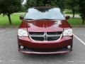 Dodge Grand Caravan SXT Octane Red photo #3
