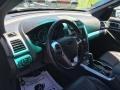 Ford Explorer XLT 4WD Tuxedo Black photo #9