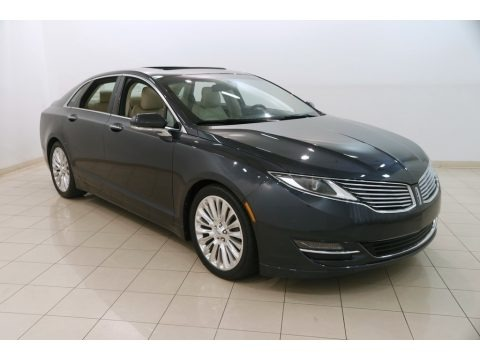 Smoked Quartz 2013 Lincoln MKZ 2.0L EcoBoost AWD
