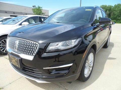 Infinite Black Metallic 2019 Lincoln MKC FWD