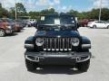 Jeep Wrangler Unlimited Sahara 4x4 Black photo #8