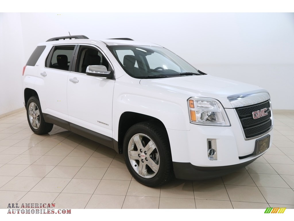 2013 Terrain SLE - Summit White / Jet Black photo #1