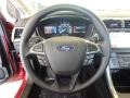 Ford Fusion SE Ruby Red photo #15
