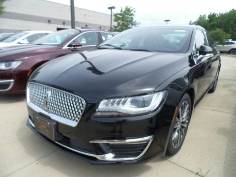 Black Velvet 2018 Lincoln MKZ Select AWD