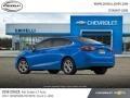 Chevrolet Cruze LT Kinetic Blue Metallic photo #2