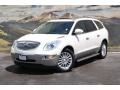 Buick Enclave CXL AWD White Diamond Tricoat photo #5