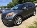 Ford Explorer Limited 4WD Dark Side photo #7