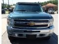 Chevrolet Silverado 1500 LT Extended Cab 4x4 Blue Granite Metallic photo #18