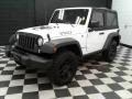 Jeep Wrangler Willys Wheeler 4x4 Bright White photo #2