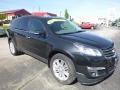 Chevrolet Traverse LT AWD Black Granite Metallic photo #7