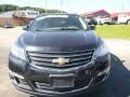 Chevrolet Traverse LT AWD Black Granite Metallic photo #8