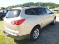 Chevrolet Traverse LT AWD Gold Mist Metallic photo #5