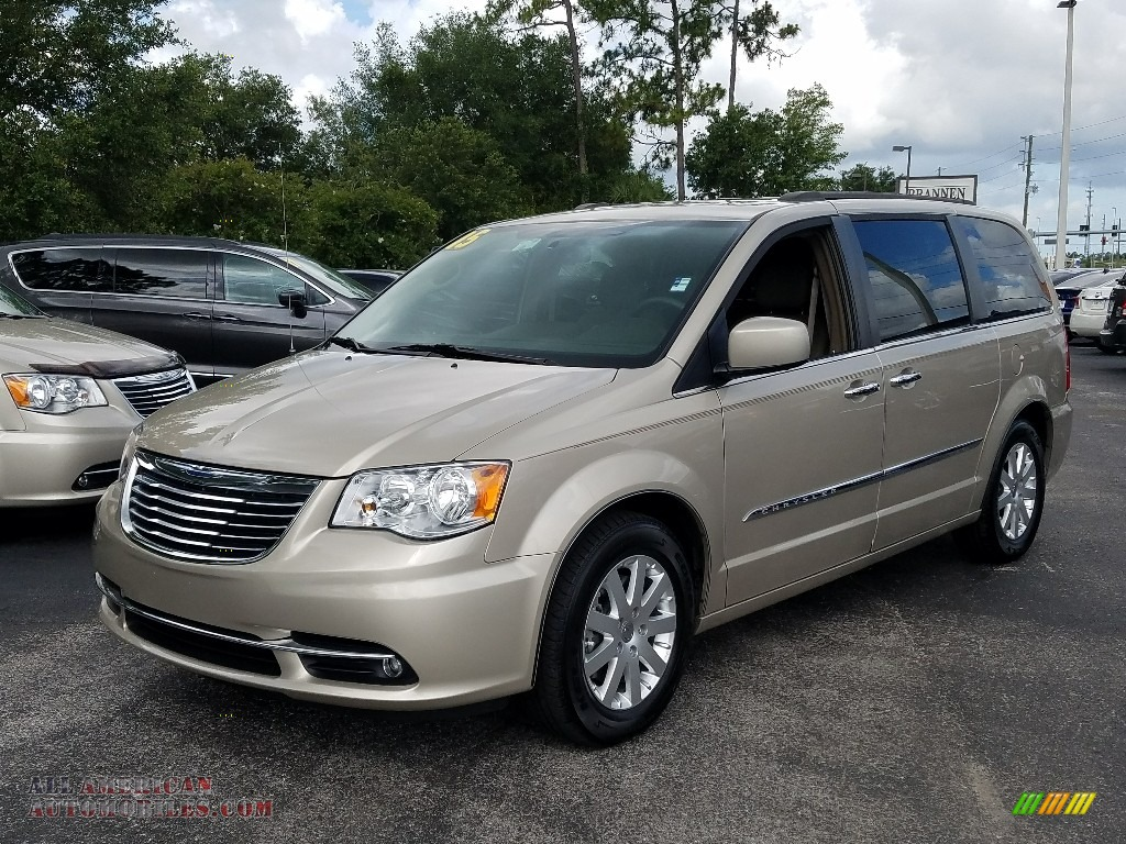 2015 Town & Country Touring - Cashmere/Sandstone Pearl / Dark Frost Beige/Medium Frost Beige photo #1