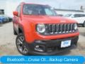 Jeep Renegade Latitude 4x4 Omaha Orange photo #1