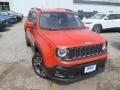 Jeep Renegade Latitude 4x4 Omaha Orange photo #2