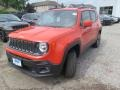 Jeep Renegade Latitude 4x4 Omaha Orange photo #8