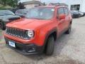Jeep Renegade Latitude 4x4 Omaha Orange photo #8