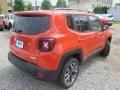 Jeep Renegade Latitude 4x4 Omaha Orange photo #13