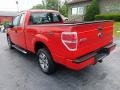 Ford F150 STX SuperCab Race Red photo #3
