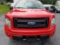 Ford F150 STX SuperCab Race Red photo #13