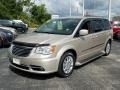 Chrysler Town & Country Touring Cashmere Pearl photo #1